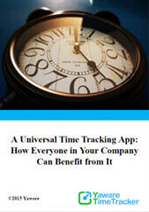 A Universal Time Tracking App: How Everyone in Your Company Сan Benefit from It